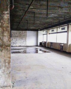 Interior of Handcraft Building
